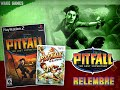 Relembre Pitfall The Lost Expedition