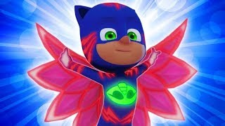 PJ Masks Episodes | Catboy, Gekko and Owlette Escape from Romeo! | Superhero Cartoons for Kids