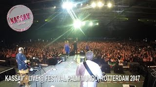 ZOUK   KASSAV'   LIVE @FESTIVAL PAL MUNDO 2017
