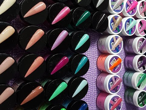 Glam & Glits - Nails by Annabel - Review & Swatch - Part 1