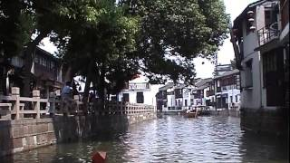 preview picture of video 'Zhujiajiao Water Village - An impression (CN 2007 HD)'