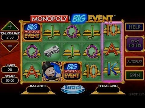 Monopoly Slot Winner