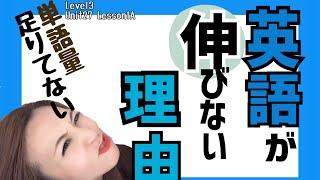 英単語はガッツリ増やせ!Level3/Unit27/Lesson1A[#197]