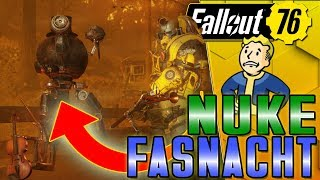 I NUKED FASNACHT & BROKE IT! - #FALLOUT76 GAMEPLAY