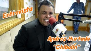 Chibolín se vacila con Edwin Sierra | Radio Nueva Q FM