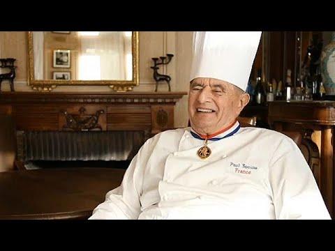 «Έφυγε» ο γνωστός Γάλλος σεφ Πολ Μποκιούζ