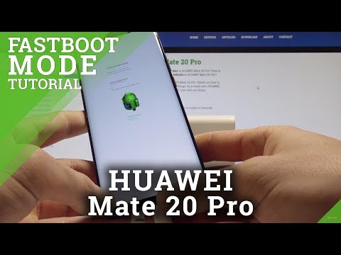 How to Enter / Quit Fastboot & Rescue Mode in HUAWEI P9 - HardReset