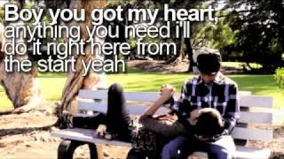 Here On Earth - Chrishan ft. Che'Nelle [lyrics on screen]