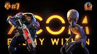 XCOM Enemy Within cz07 MOD Szybka interwencja