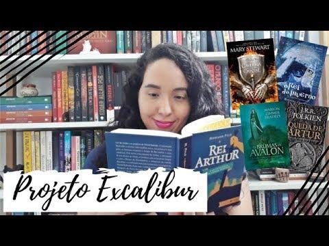 Projeto Excalibur: Apresentação |  Um Livro e Só
