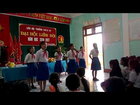 Múa: Hành khúc đội TNTP Hồ Chí Minh