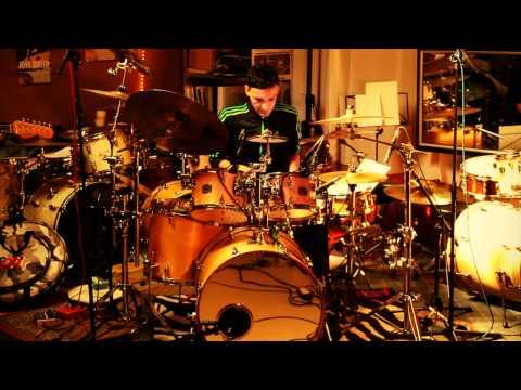 Andy Schulz Drummer bei Marla Glen Jamsession 09/2011
