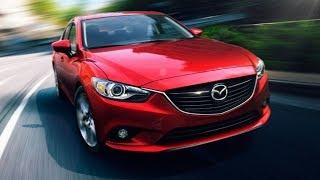 #недотестдрайв Mazda 6 2017 2.0 Benzin