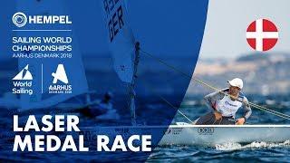 Full Laser Medal Race | Aarhus 2018