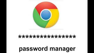 طريقة عمل كلمة سر لجوجل كروم password for Google Chrome