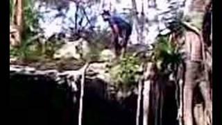 preview picture of video 'tunkas yucatan  nacho y cenote mumondzonot'