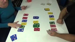 Ligretto - Spielanleitung Deutsch - Kartenspiel