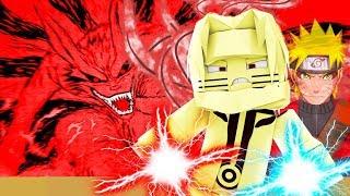 Minecraft - SASUKE CHAKRA DA KURAMA - SASUKE TEORIAS 1