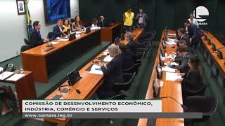 Desenvolvimento Econômico - Discussão e votação de propostas - None