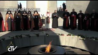 Pope Francis' Trip to Armenia