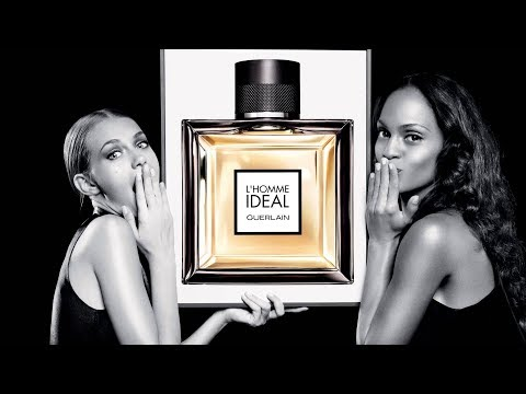 L'Homme Ideal EDT By Guerlain 1st Review