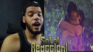 Solo - Nene La Amenaza Amenazzy FT Lary Over   Video Oficial Reaccion