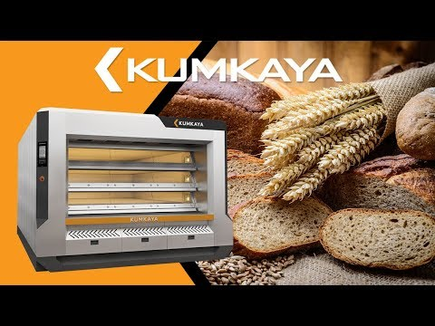 KUMKAYA BR110 STEAM TUBE DECK OVEN (Stone HearthBread)