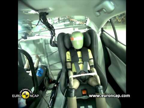 Euro NCAP | Lexus IS 300h | 2013 | Crash test