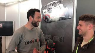 MySuperCar meets Former F1 test driver Scott Mansell