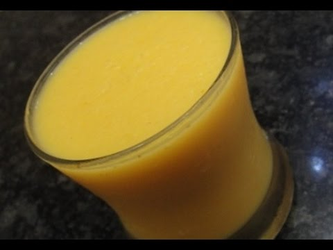Muskmelon Carrot Milk Shake | Summer Drink | Milk Shake Recipe in Tamil | Gowri Samayalarai