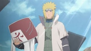 Minato Becomes The 4th Hokage