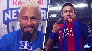 What Could Have Pushed Neymar To Mention FC Barcelona - Oh My Goal