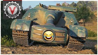 Танкосмотр2019 #25. Франция. ПТ-САУ. (ветка AMX 50 Foch B) | World of Tanks