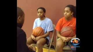 Interview Basketball Trainer Chris Wingate And Trainees