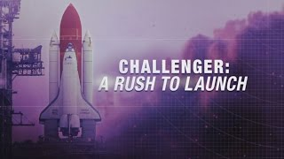 Space Shuttle Challenger A Rush To Launch Video