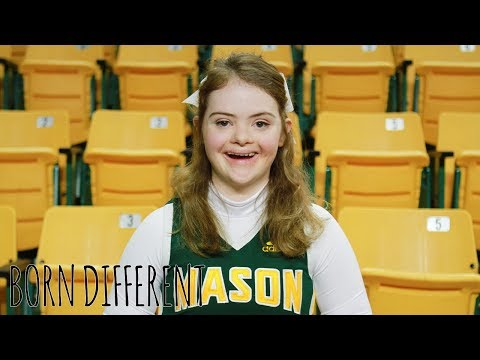 Watch video Down Syndrome Didn't Stop Me Becoming A Cheerleader | BORN DIFFERENT