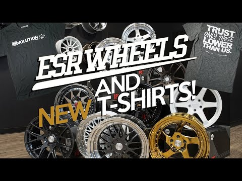 Behind The Shoot: Mega ESR Unboxing and New Tees