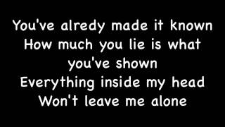Christina Grimmie- Unforgivable Lyrics