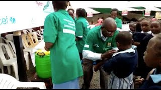 Nyandarua County rolls out HPV Vaccine