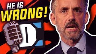 Jordan Peterson is WRONG