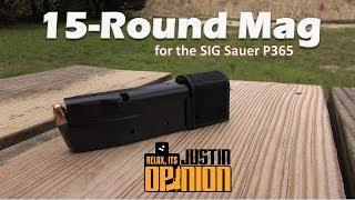 sig sauer p365 15 round magazine review - Thủ thuật máy tính