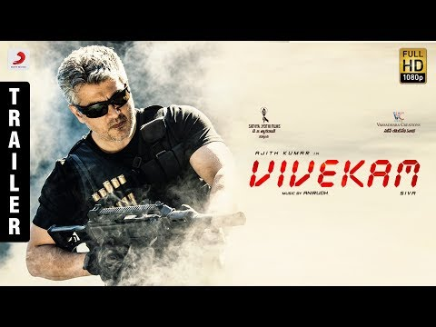 Explosive trailer of Ajith's Vivekam