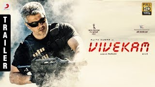 Ajith's 'Vivekam' Theatrical Trailer