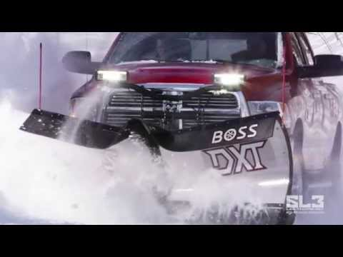 SL3 Snowplow Lighting System with Ice Shield Technology | BOSS Snowplow