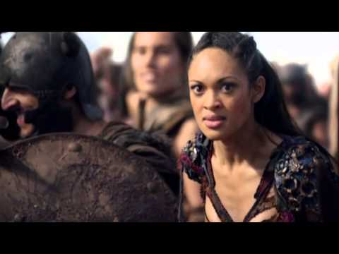 spartacus war of the damned episode 10-the trap scene