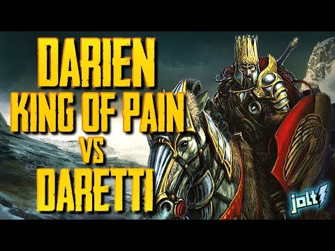 Jolt - Commander - Darien, King of Kjeldor vs Daretti, Scrap Savant