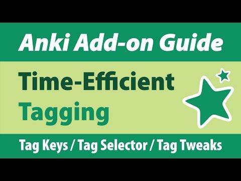 Anki Tutorial: Using Tags to Make a Filtered Deck - смотреть
