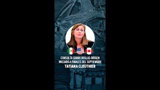 México y EU dividirán elaboración de semiconductores: Tatiana Clouthier