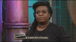 My Mom Slept With My Man! (The Jerry Springer Show)