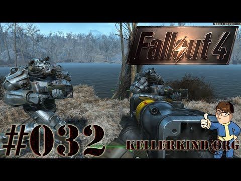 Fallout 4 [HD|60FPS] #032 - Hundstage ★ Let's Play Fallout 4